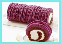 人気 ランキング<br><span style='color:#0000ff;'>冷凍生菓子 2位</span><br><strong>紅いもロール</strong>の画像