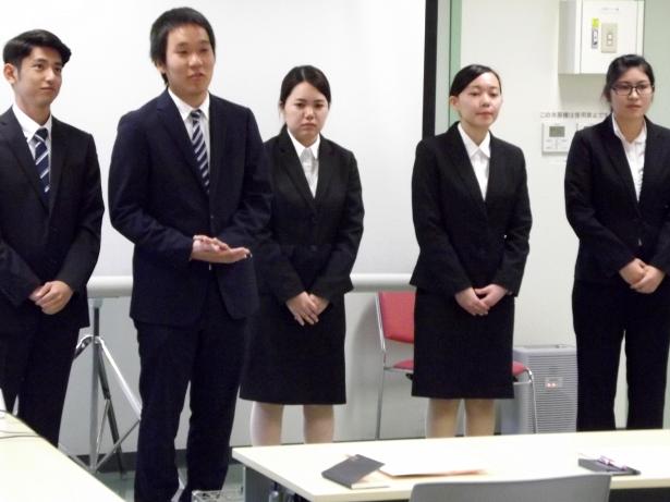 H29年(2017年)新入社員入社式20170403⑧