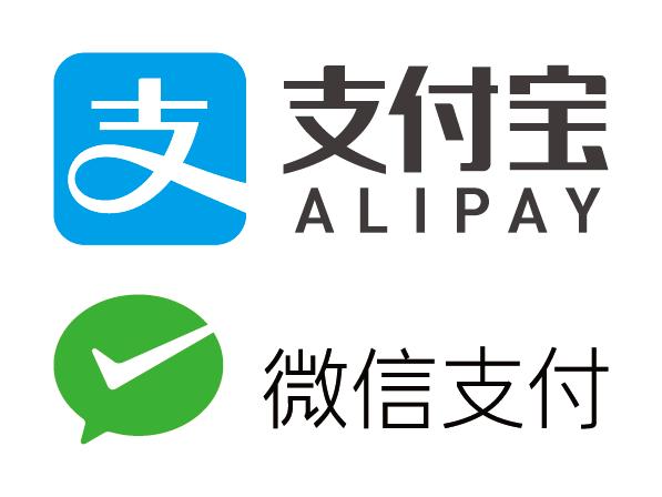 決済サービス「Alipay」と「WeChat Pay」を導入しました