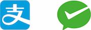 モバイル決済 ALIPAY WeChat Pay