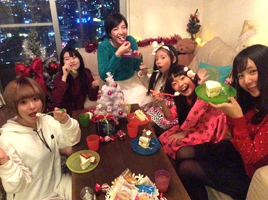 クリスマスケーキ③