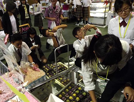沖縄県産業教育フェア20161111⑥