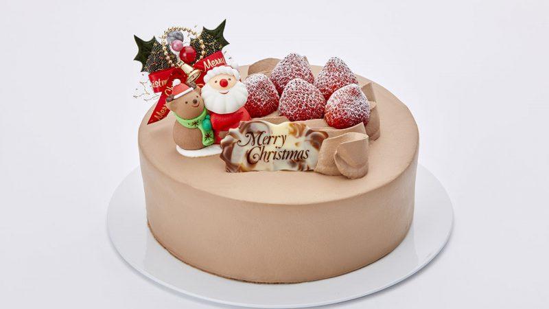 B.フレッシュチョコクリームケーキ