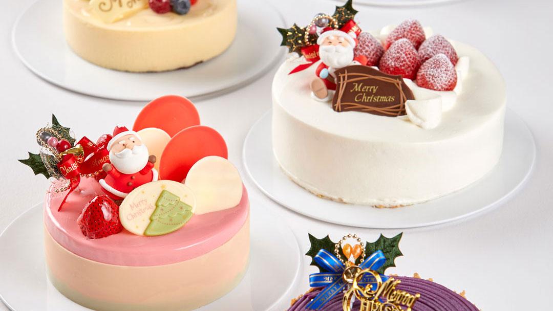 早期割引キャンペーン御菓子御殿のクリスマスケーキカタログ2019