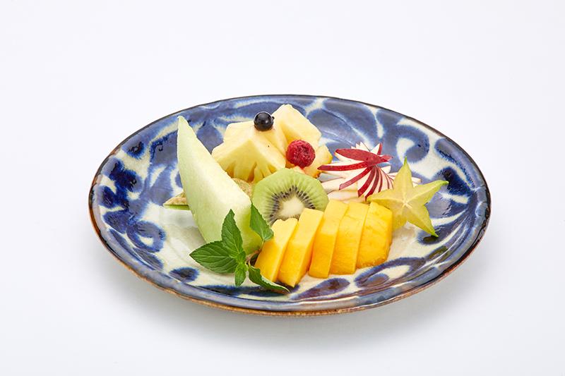 季節の生果実