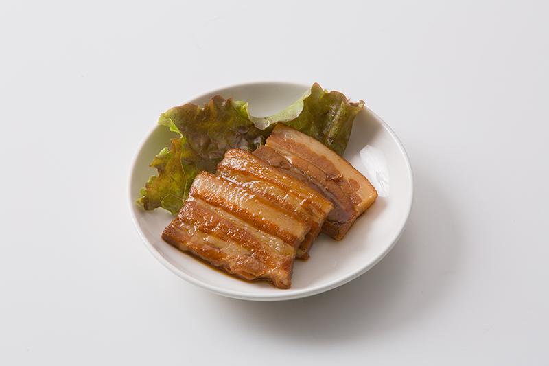 三枚肉煮付け